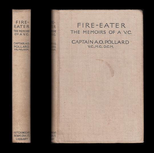 Fire-eater by A O Pollard